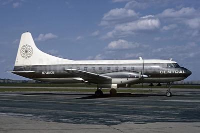 Airline Color Scheme - Introduced 1966 - Best Seller