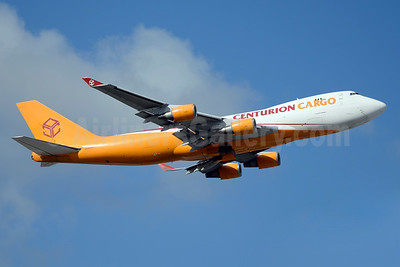 Centurion Cargo Boeing 747-428F ER N904AR (msn 33097) MIA (Jay Selman). Image: 403401.