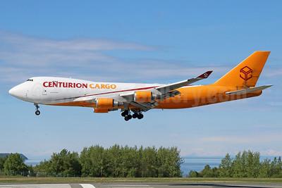 Centurion Cargo Boeing 747-428F ER N904AR (msn 33097) ANC (Michael B. Ing). Image: 933046.