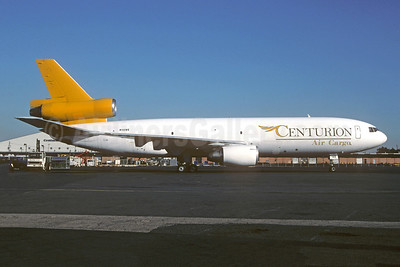 Centurion Air Cargo McDonnell Douglas DC-10-40 (F) N142WE (msn 46966) EWR (Christian Volpati Collection). Image: 954210.