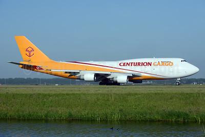 Centurion Cargo Boeing 747-412 (F) N742WA (msn 27071) AMS (Ton Jochems). Image: 933255.