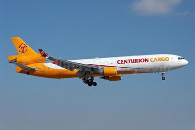 Centurion Cargo McDonnell Douglas MD-11 (F) N701GC (msn 48434) MIA (Arnd Wolf). Image: 907779.