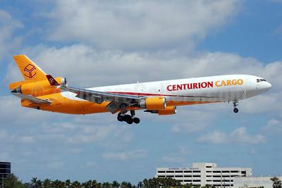 Centurion Cargo McDonnell Douglas MD-11 (F) N701GC (msn 48434) MIA (Michael Bolden). Image: 902925.