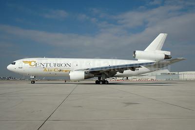 Centurion Air Cargo McDonnell Douglas DC-10-30 (F) N306FV (msn 47889) MIA (Bruce Drum). Image: 105553.