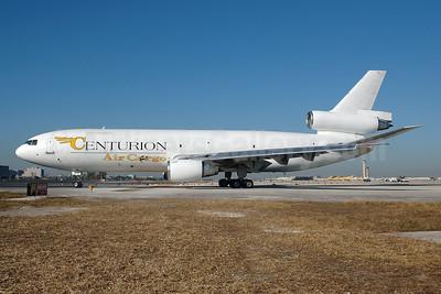 Centurion Air Cargo McDonnell Douglas DC-10-30 (F) N304SP (msn 46540) MIA (Bruce Drum). Image: 105552.