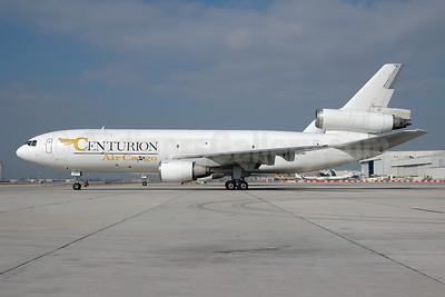 Centurion Air Cargo McDonnell Douglas DC-10-30 (F) N612GC (msn 47840) MIA (Bruce Drum). Image: 105554.