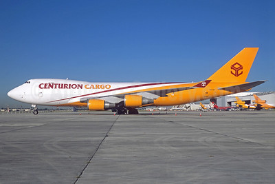 Centurion Cargo Boeing 747-4R7F N901AR (msn 25868) MIA (Jacques Guillem Collection). Image: 931329.