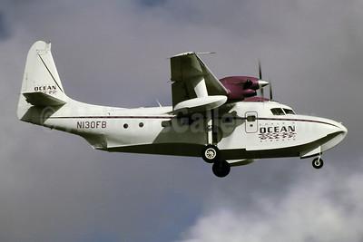 Chalk's Ocean Airways Grumman G-73T Turbo Mallard N130FB (msn J-30) FLL (Bruce Drum). Image: 105118.