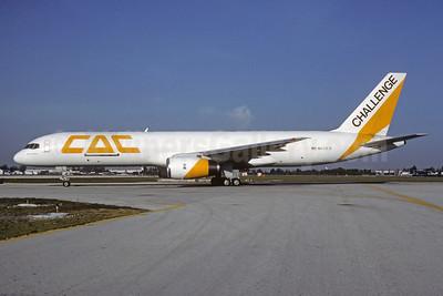 Challenge Air Cargo-CAC Boeing 757-23APF N571CA (msn 24456) MIA (Bruce Drum). Image: 103215.
