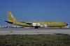 Challenge Air Cargo Boeing 707-330C N707HE (msn 20124) (German Cargo colors) MIA (Bruce Drum). Image: 103283.