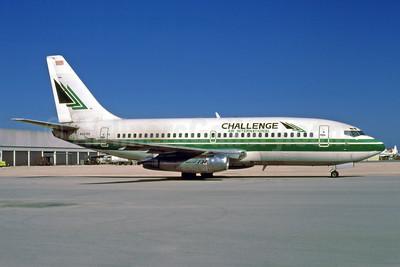 Airline Color Scheme - Introduced 1986