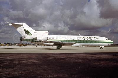Challenge Air International Boeing 727-81 N55AJ (msn 18951) MIA (Bruce Drum). Image: 105491.