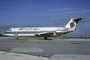Challenge International Airlines BAC 1-11 401AK N218CA (msn 089) (Cascade Airways colors) MIA (Bruce Drum). Image: 103833.