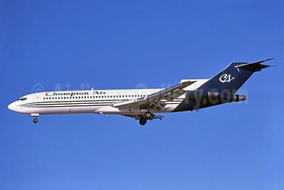 Champion Air Boeing 727-212 N293AS (msn 21348) LAS (Bruce Drum). Image: 102363.