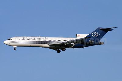 Champion Air Boeing 727-225 N678MG (msn 22555) MCO (Antony J. Best). Image: 934782.
