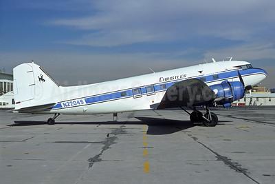 Christler Flying Service Douglas C-47A-DK (DC-3) N2204S (msn 12798) DEN (Christian Volpati Collection). Image: 930295.