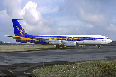 Airline Color Scheme - Introduced 1977, delivered on June 22, 1977