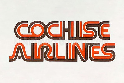 1. Cochise Airlines logo