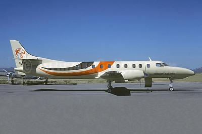 Cochise Airlines Swearingen SA226TC Metro II N25AZ (msn TC-266) TUS (Christian Volpati Collection). Image: 953048.