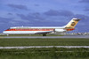 Continental Airlines McDonnell Douglas DC-9-32 N544TX (msn 47219) FLL (Christian Volpati Collection). Image: 940242.