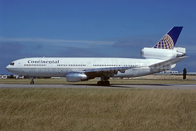 Continental Airlines McDonnell Douglas DC-10-30 N15069 (msn 46584) ORY (Jacques Guillem). Image: 932357.