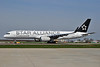 Continental Airlines Boeing 757-224 WL N14120 (msn 27562) (Star Alliance) AMS (Ton Jochems). Image: 904790.