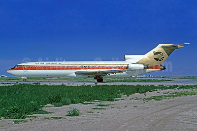 Airline Color Scheme - Introduced 1967 (black logo)