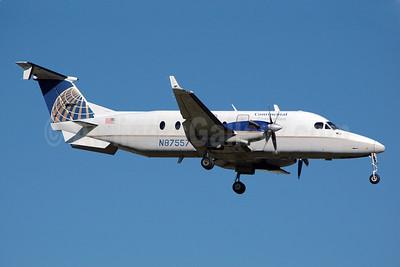 Continental Connection-Gulfstream International Airlines Beech (Raytheon) 1900D N87557 (msn UE-246) FLL (Bruce Drum). Image: 101724.