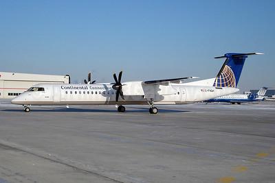Continental Connection-Colgan Air (2nd) Bombardier DHC-8-402 (Q400) C-FNQH (N188WQ) (msn 4188) YYZ (TMK Photography). Image: 900637.