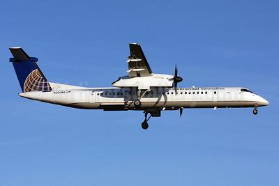 Continental Connection-Colgan Air (2nd) Bombardier DHC-8-402 (Q400) N200WQ (msn 4200) DCA (Brian McDonough). Image: 901924.