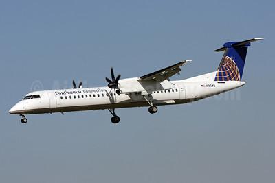 Continental Connection-Colgan Air (2nd) Bombardier DHC-8-402 (Q400) N195WQ (msn 4195) BWI (Brian McDonough). Image: 901225.