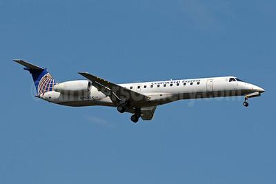 Continental Express-Chautauqua Airlines Embraer ERJ 145LR (EMB-145LR) N262SK (msn 145168) MSP (Bruce Drum). Image: 101121.