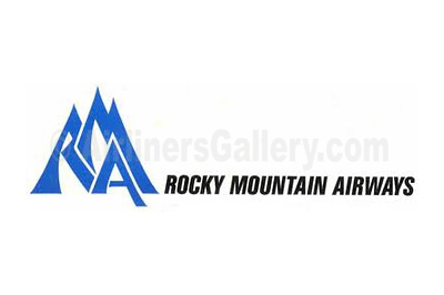 1. Rocky Mountain Airways logo