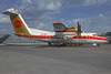 Continental Express-Rocky Mountain Airways de Havilland Canada DHC-7-102 Dash 7 N27RM (msn 4) DEN (Christian Volpati Collection). Image: 921034.