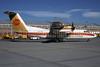 Continental Express-Rocky Mountain Airways de Havilland Canada DHC-7-102 Dash 7 N47RM (msn 17) DEN (Bruce Drum). Image: 103124.