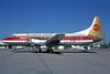 Continental Express-Rocky Mountain Airways Convair 580 N73106 (msn 7) MZJ (Richard Vandervord). Image: 902438.