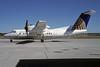 Continental Express-Rocky Mountain Airways de Havilland Canada DHC-7-102 Dash 7 N926RM (msn 6) DRO (Bruce Drum). Image: 103125.