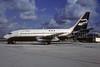 Continental Jet Express-Presidential Airways Boeing 737-230C N303XV (msn 20255) (Presidential colors) MIA (Keith Armes). Image: 920889.