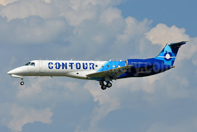 Contour Airlines Embraer ERJ 135LR (EMB-135LR) N15527 (msn 145413) BWI (Tony Storck). Image: 943464.
