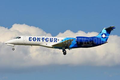 Contour Airlines Embraer ERJ 135LR (EMB-135LR) N16525 (msn 145403) BWI (Tony Storck). Image: 943465.