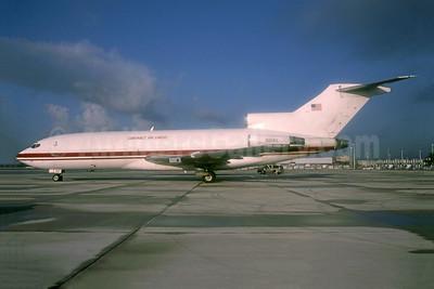 Contract Air Cargo Boeing 727-22C N251FL (msn 19204) MIA (Bruce Drum). Image: 105036.