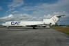 Custom Air Transport - CAT Boeing 727-222 (F) N7640U (msn 19913) OPF (Bruce Drum). 100533.