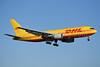 DHL-ABX Air Boeing 767-281 (F) N792AX (msn 23142) MIA (Bruce Drum). Image: 104299.