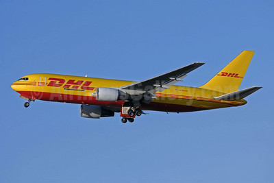 DHL-ABX Air Boeing 767-281 (F) N785AX (msn 23018) PDX (TMK Photography). Image: 907112.