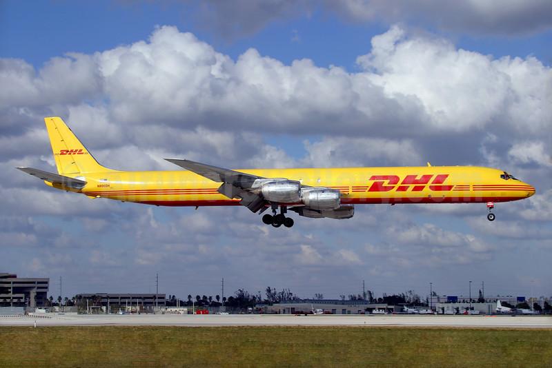 DHL (Astar Air Cargo) - Bruce Drum (AirlinersGallery com)