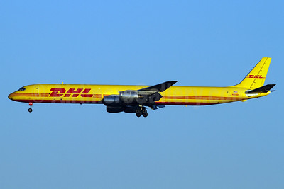 Airline Color Scheme - Introduced 2002 (DHL)
