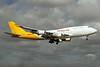 DHL-Kalitta Air (2nd) Boeing 747-446 (BCF) N743CK (msn 26350) MIA (Brian McDonough). Image: 925972.