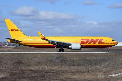 DHL-Kalitta Air (2nd) Boeing 767-304 ER WL N284DH (msn 28040) YYZ (TMK Photography). Image: 953173.