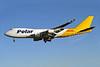 DHL-Polar Air Cargo Boeing 747-46NF N451PA (msn 30809) (DHL colors) LAX (James Helbock). Image: 907415.