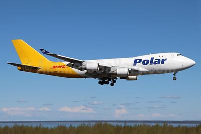 DHL-Polar Air Cargo Boeing 747-47UF N498MC (msn 29259) ANC (Michael B. Ing). Image: 938248.